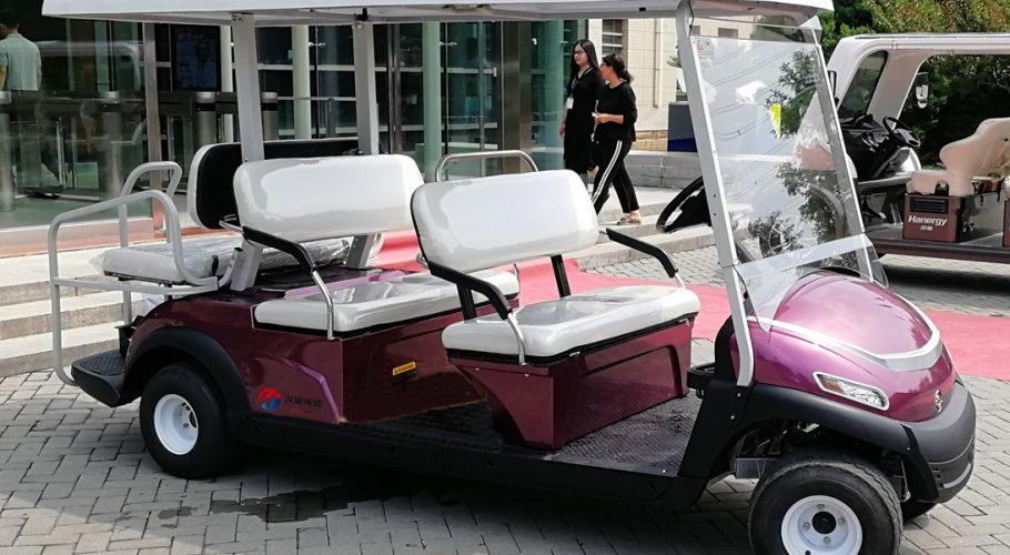 Golf-Car-Hanergy